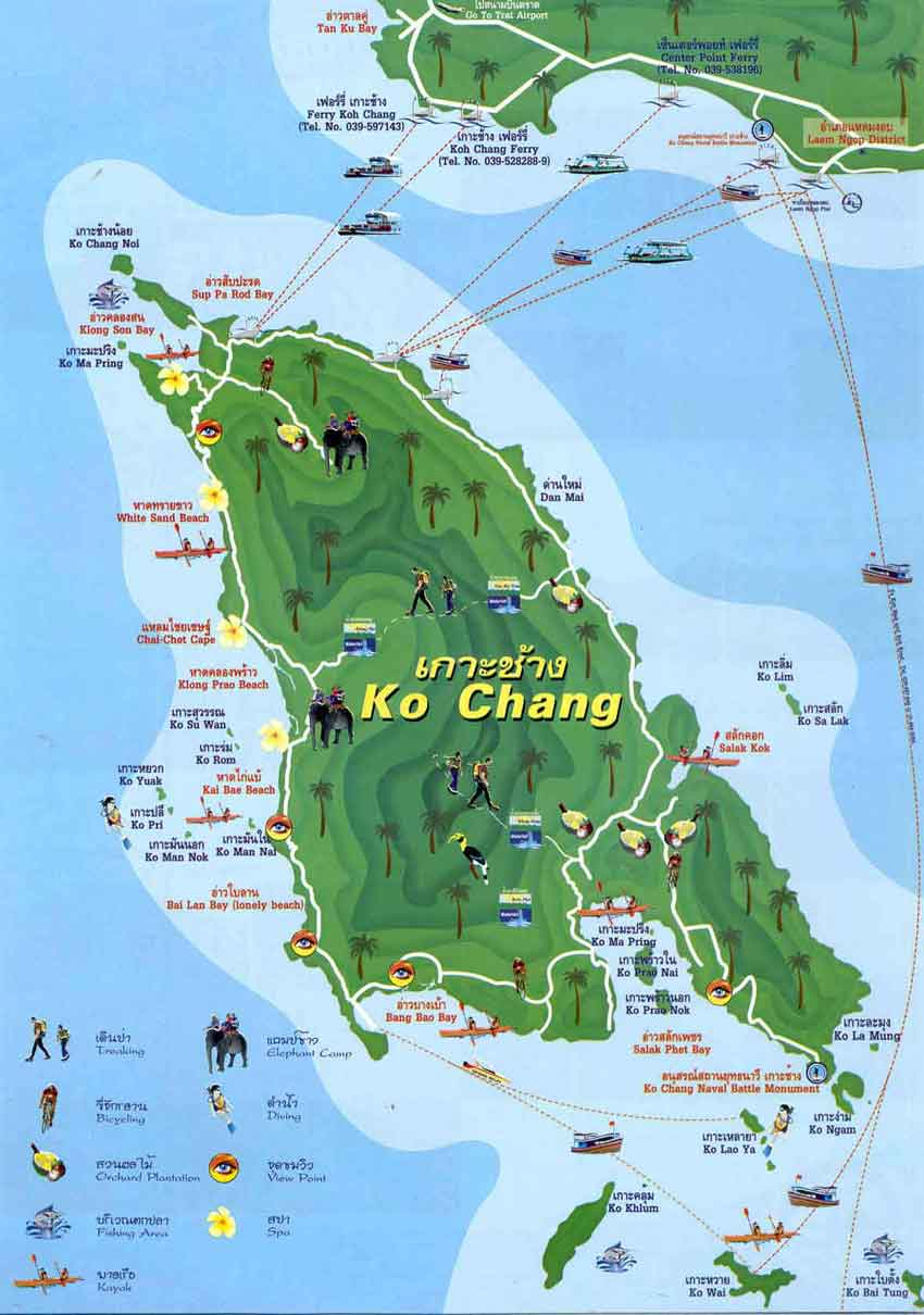 Koh Chang Information